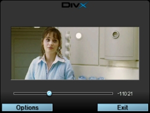 DivX player on E71