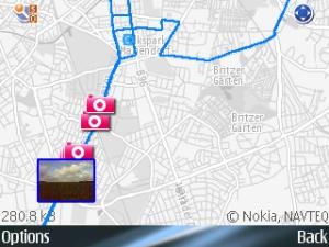 Nokia Sports Tracker 2.05