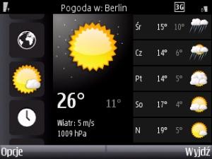 Psiloc Traveler - Weather